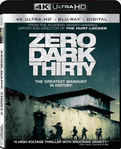 Zero Dark Thirty 4K 2012