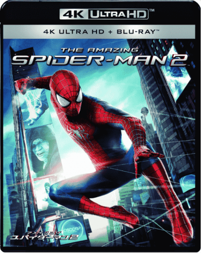 The Amazing Spider-Man 4K 2012