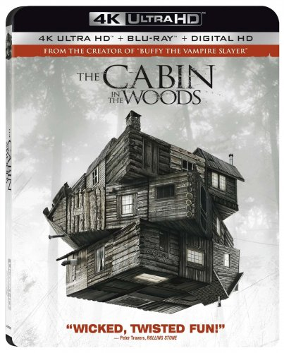 The Cabin in the Woods 4K 2012