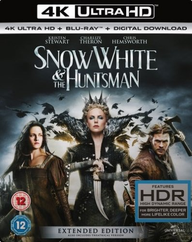 Snow White and the Huntsman 4K 2012