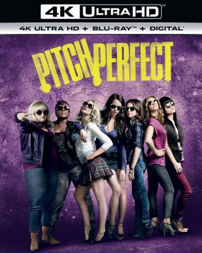 Pitch Perfect 4K 2012