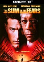 The Sum of All Fears 4K 2002