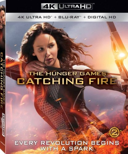The Hunger Games Catching Fire 4K 2013