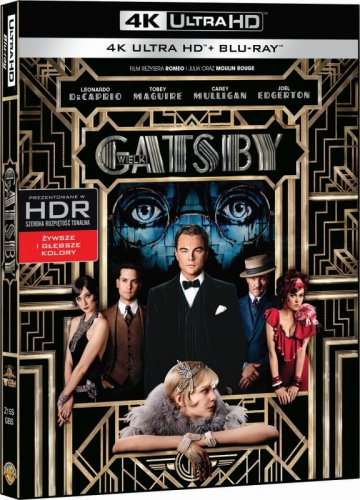 The Great Gatsby 4K 2013