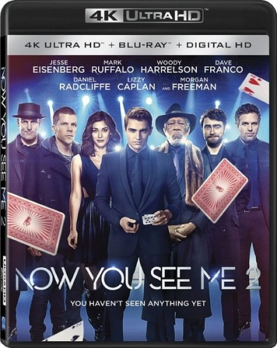 Now You See Me 4K 2013