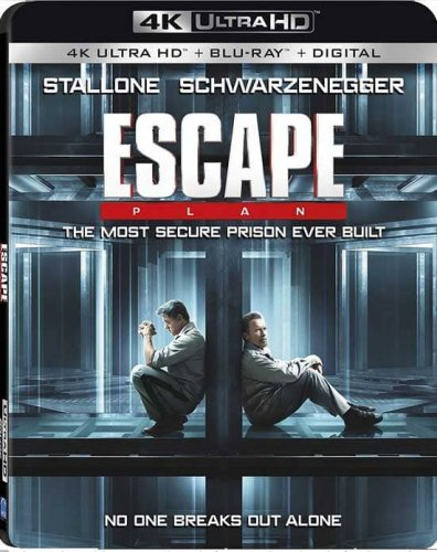 Escape Plan 4K 2013