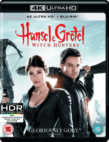 Hansel & Gretel: Witch Hunters 4K 2013