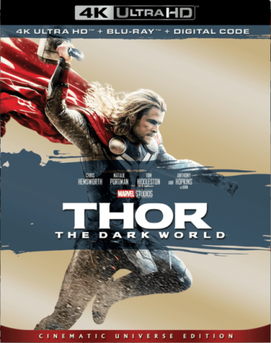 Thor The Dark World 4K 2013