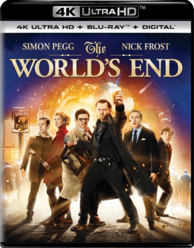 The Worlds End 4K 2013