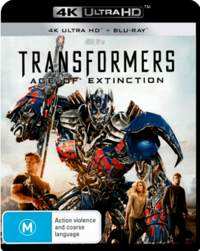Transformers: Age of Extinction 4K 2014