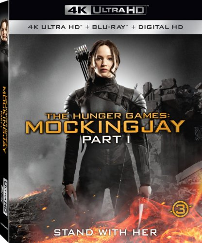 The Hunger Games Mockingjay Part 1 4K 2014