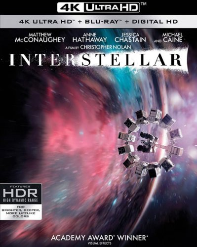 Interstellar 4K 2014