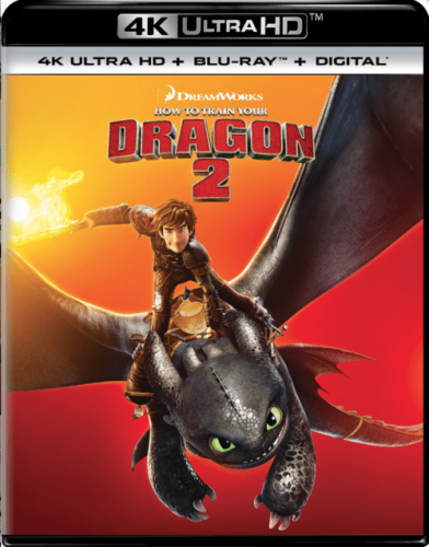 How to Train Your Dragon 2 4K 2014