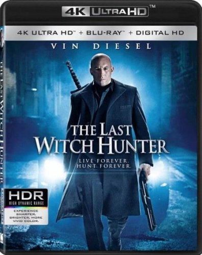 The Last Witch Hunter 4K 2015