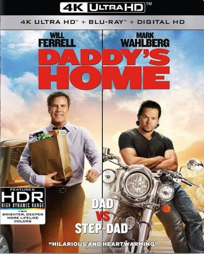 Daddy's Home 4K 2015