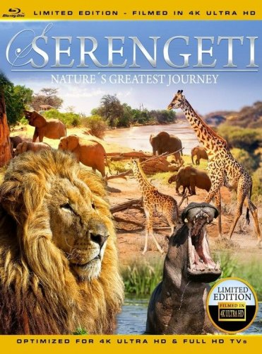 Serengeti Nature's Greatest Journey 4K 2015