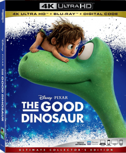 The Good Dinosaur 4K 2015