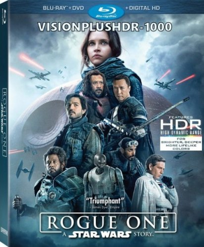 The Rogue One: A Star Wars Toy Story 4K