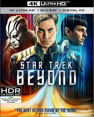 Star Trek Beyond 4K 2016