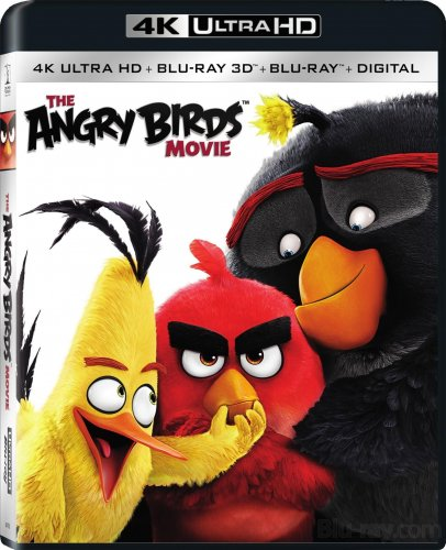 Angry Birds 4K 2016