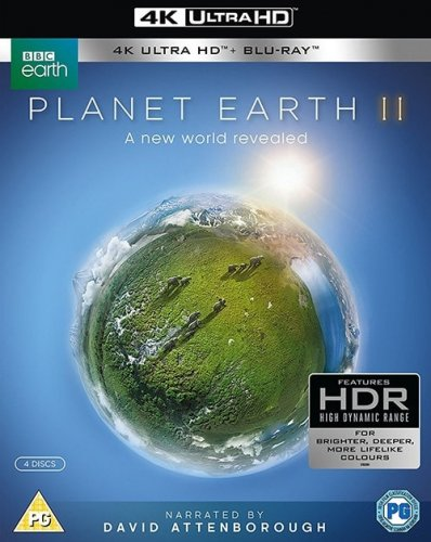 Planet Earth II 4K S01