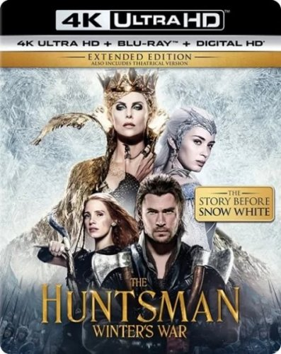 The Huntsman: Winter's War 4K 2016