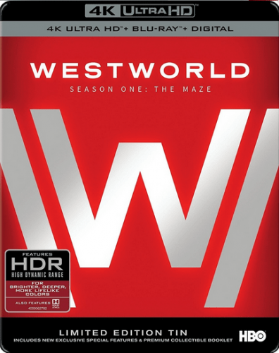 Westworld - Season One 4K