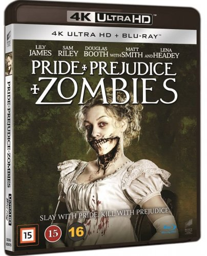 Pride and Prejudice and Zombies 4K 2016