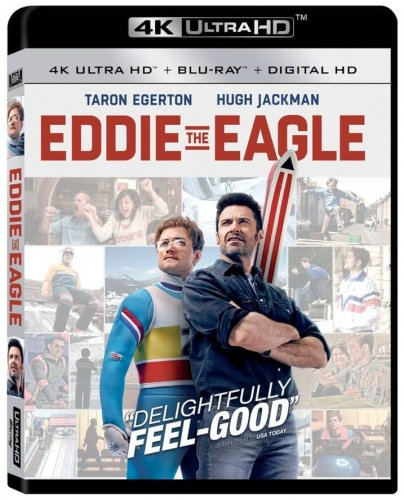 Eddie the Eagle 4K 2016