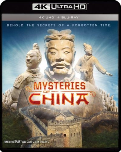Mysteries of Ancient China 4K 2016