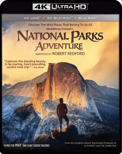 National Parks Adventure 4K 2016