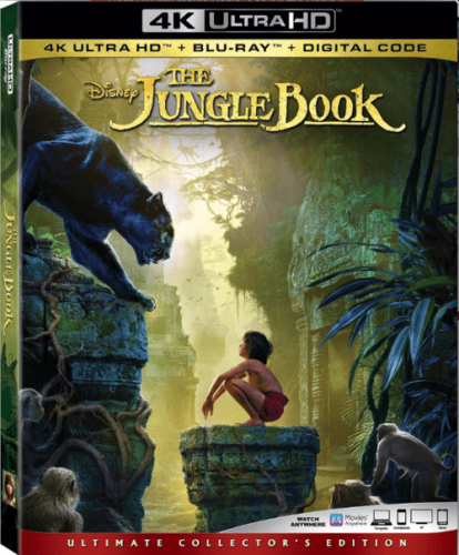 The Jungle Book 4K 2016