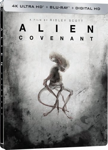 Alien: Covenant 4K 2017