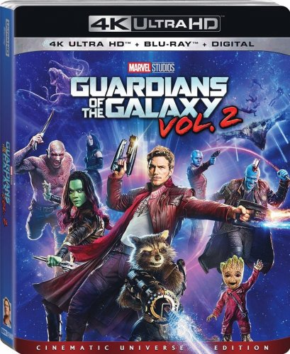 Guardians of the Galaxy Vol. 2 4K 2017