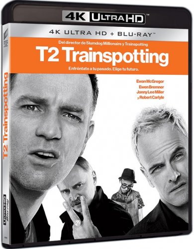 T2 Trainspotting 4K 2017
