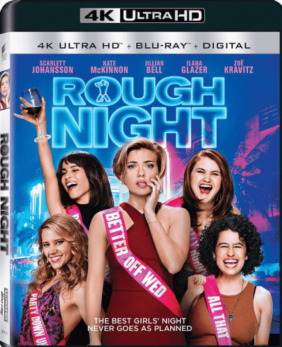Rough Night 4K 2017