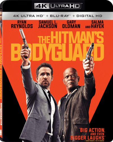 The Hitman's Bodyguard 4K 2017