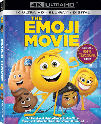 The Emoji Movie 4K 2017