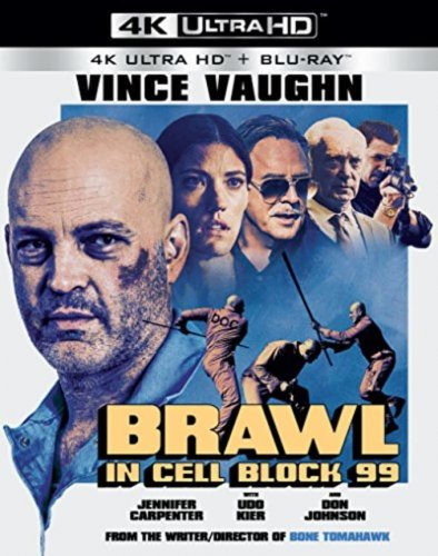 Brawl in Cell Block 99 4K 2017