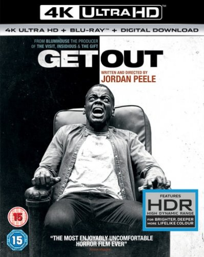 Get Out 4K 2017