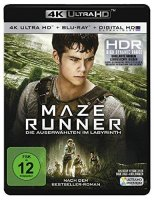 The Maze Runner 4K 2014