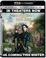 Miss Peregrine's Home for Peculiar Children 4K 2016