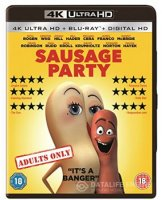 Sausage Party 4K 2016
