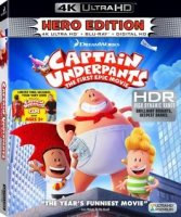 Captain Underpants: The First Epic Movie 4K 2017