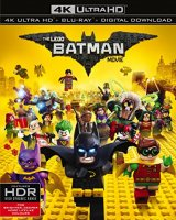 The LEGO Batman Movie 4K 2017