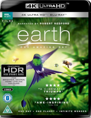 Earth: One Amazing Day 4K 2017