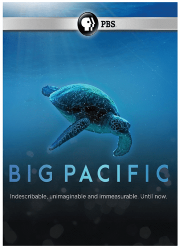 Big Pacific: Season One 4K 2017 DOCU