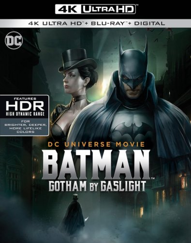 Batman Gotham by Gaslight 4K 2018