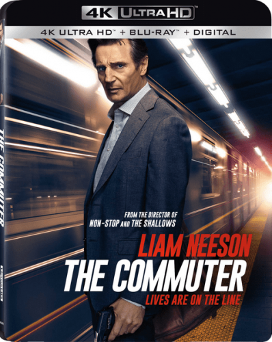 The Commuter 4K 2018