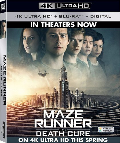 Maze Runner The Death Cure 4K 2018
